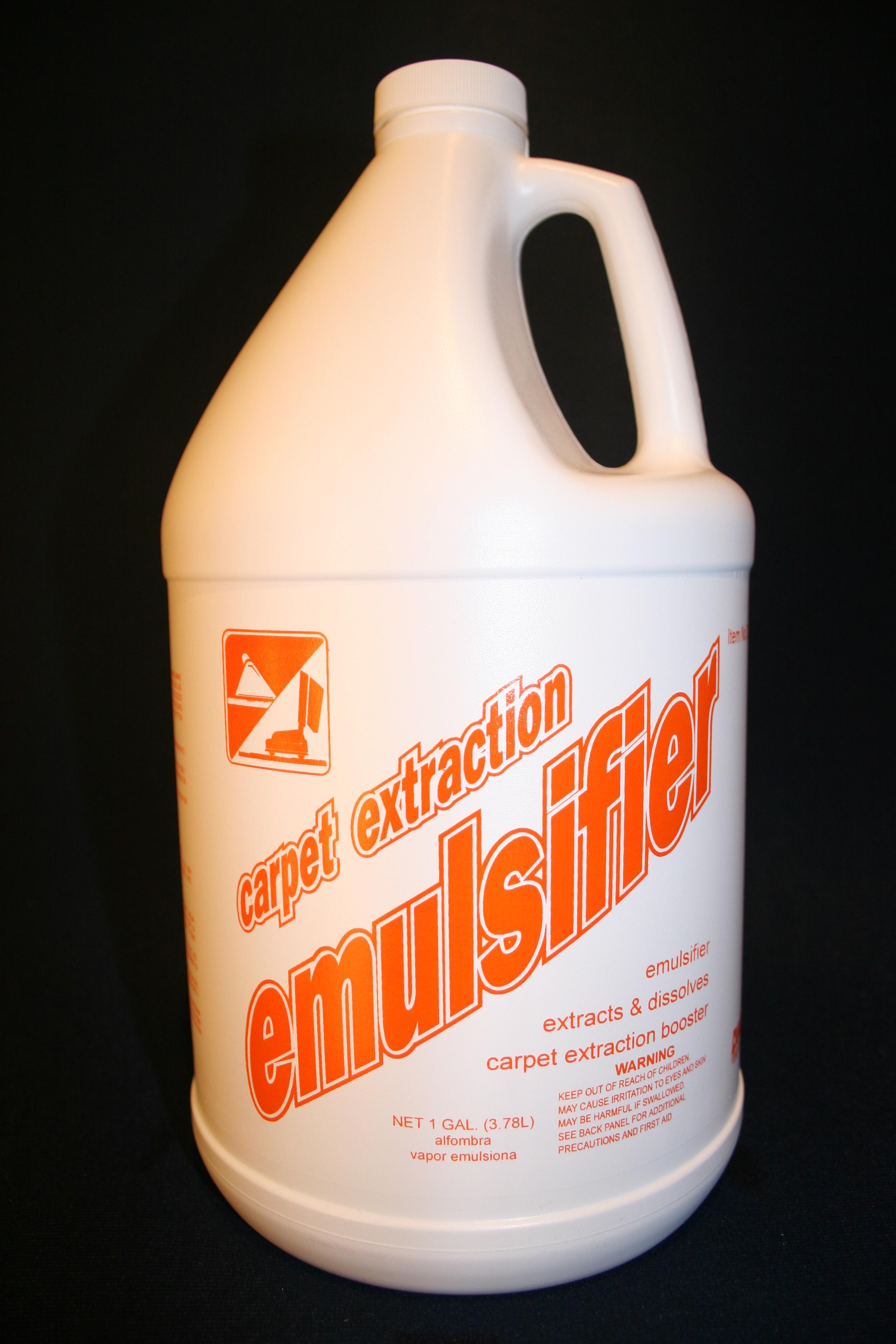 Chemcor Chemical Corporation Carpet Extraction Emulsifier