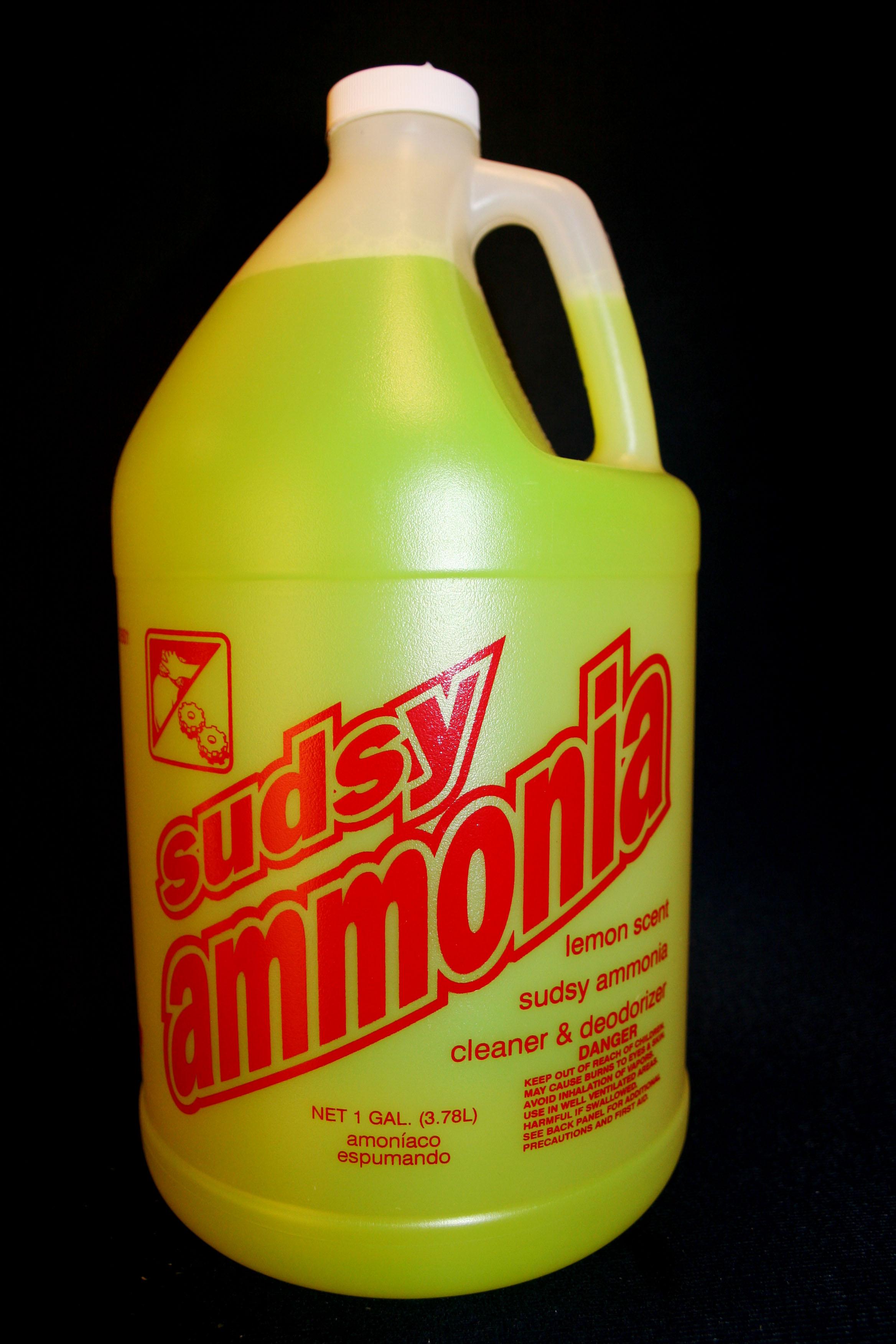 chemcor chemical corporation sudsy ammonia